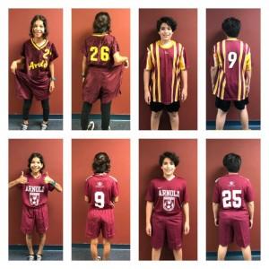 arnold uniforms